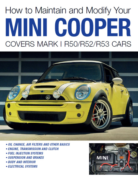 How to Maintain and Modify Your MINI Cooper